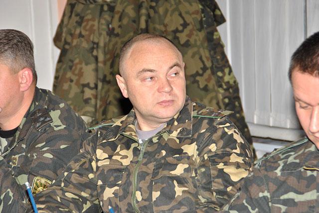 У Вінниці відбулась робоча зустріч військових Польщі та України