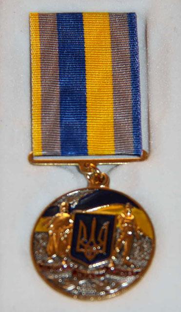 У Вінниці вручили медалі волонтерам-учасникам АТО