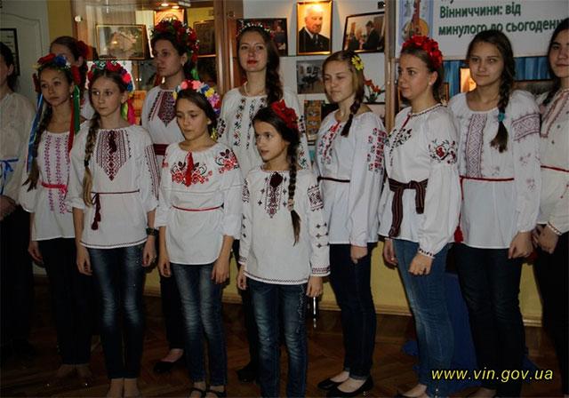 """У Вінниці відкрилась виставка """"Музичне мистецтво Вінниччини: від минулого до сьогодення"""""""