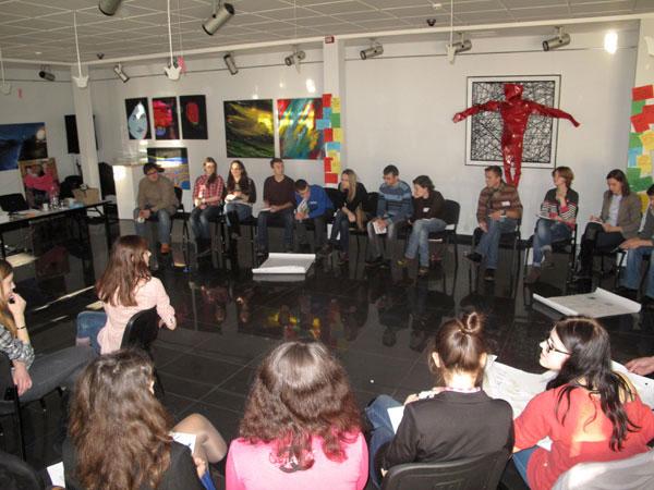 40 студентів Вінниччини навчилися дебатної майстерності