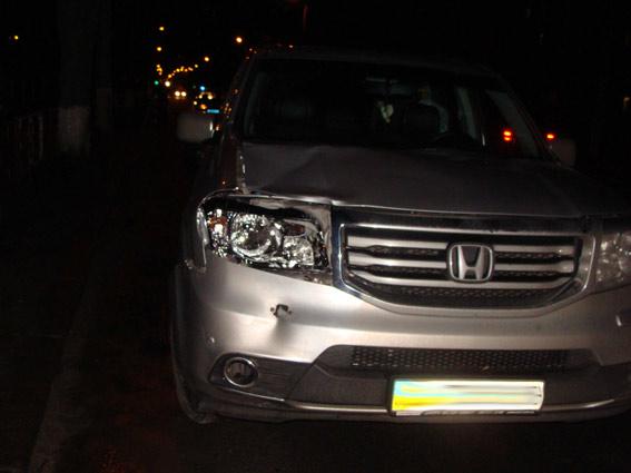 На Київській під колесами позашляховика «Honda» загинула 17-річна дівчина, фото-2