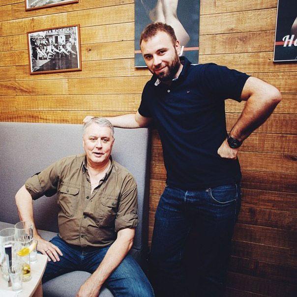 Арт-директор Дмитрий Князьский: «В Beef Eater будут только оригинальные артисты!»