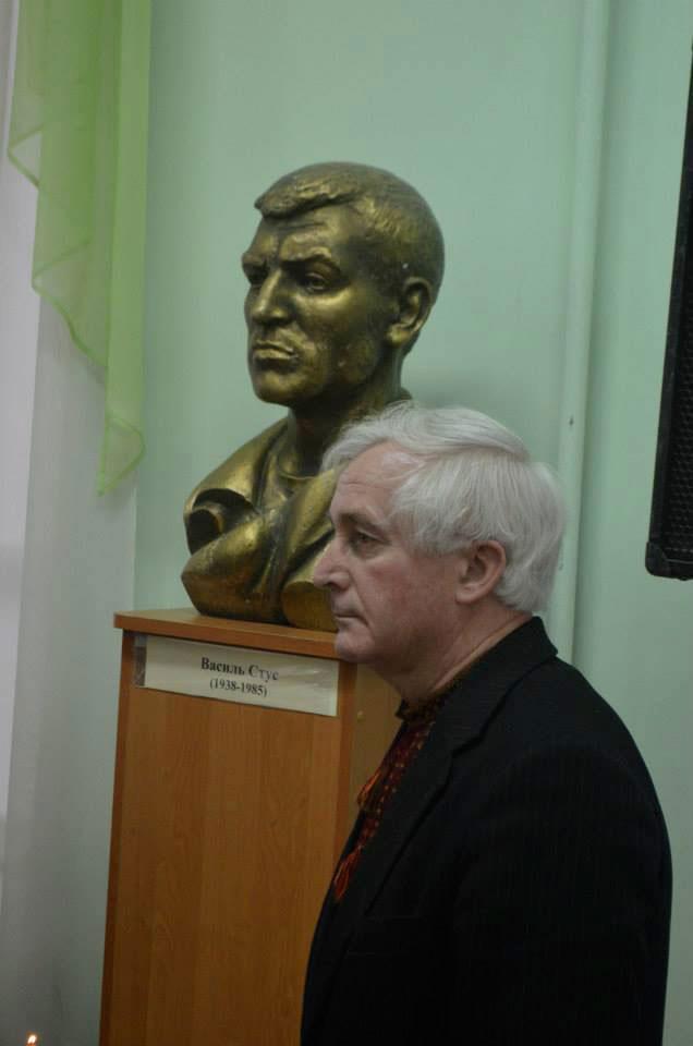 """Як Василь Стус із табору """"Пермь-36"""" повертався додому розповів його однокамерник..."""