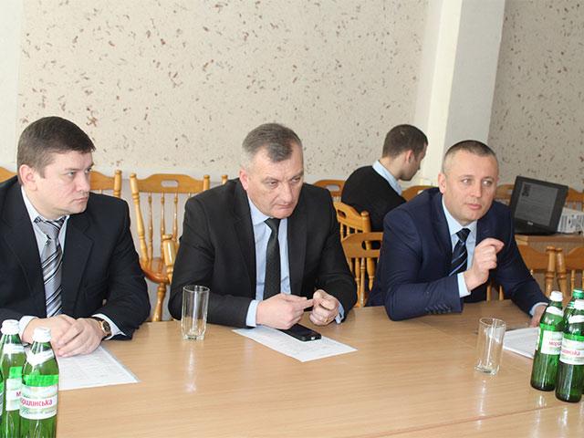 Народний депутат Сергій Кудлаєнко відкрито представив своїх помічників громаді