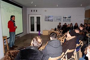 Завершився Міжнародний зимовий Фестиваль мистецтва довкілля «Міфогенез 2015»