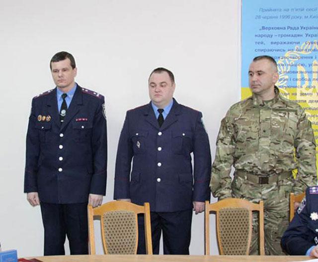 Вінницькі правоохоронці отримали відзнаки від Верховної Ради та Кабінету Міністрів