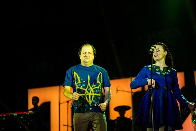 День із концертного життя Віктора Бронюка