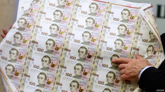 З наступного понеділка в обіг входять нові 100 гривень