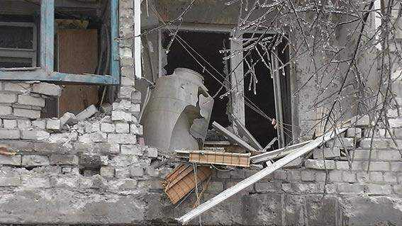 """Бійці батальйону """"Вінниця"""" врятували понад півсотні мирних мешканців Луганщини під час обстрілів"""