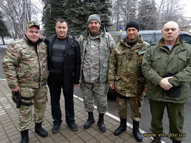 Міський голова міста Попасна подякував вінничанам за надану місцевим жителям допомогу