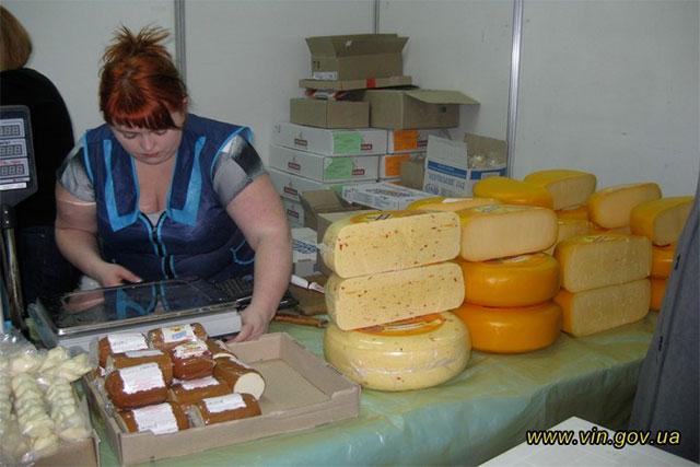 У Вінниці відкрилась виставка-ярмарок «Купуй Вінницьке»