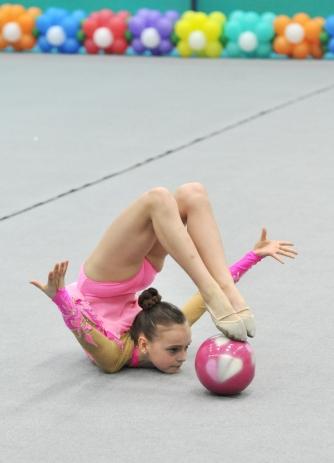 турнір з художньої гімнастики «Вікторія – 2013»