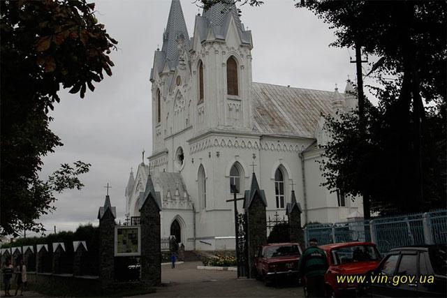 На Вінниччині ще три храми стали власністю місцевих релігійних громад