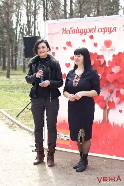 Наталія Григорук (громадська ініціатива «Небайдужі серця – Вінниця»)