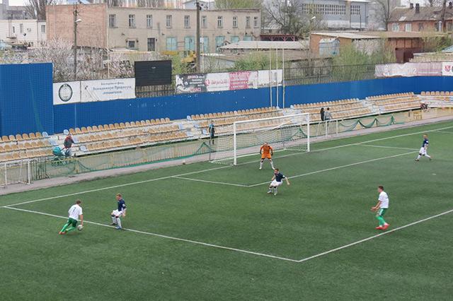 В суботу у Вінниці відбудеться третій тур чемпіонату України з футболу серед аматорів