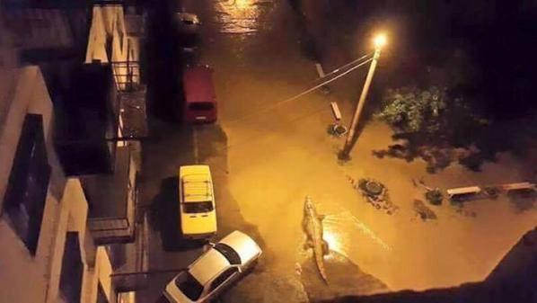 Повінь у Тбілісі. Шокуючі фото