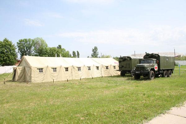 Військові епідеміологи шукали у Вінниці холеру