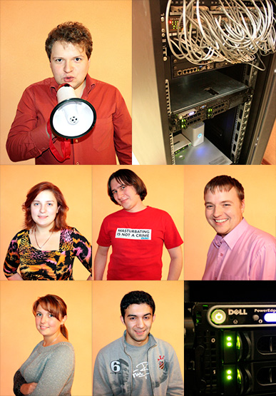 Веб-студия «Глянец.NET»
