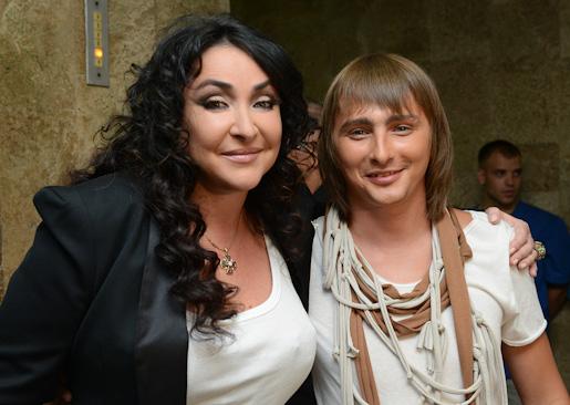 Лоліта та Олександр Онофрійчук