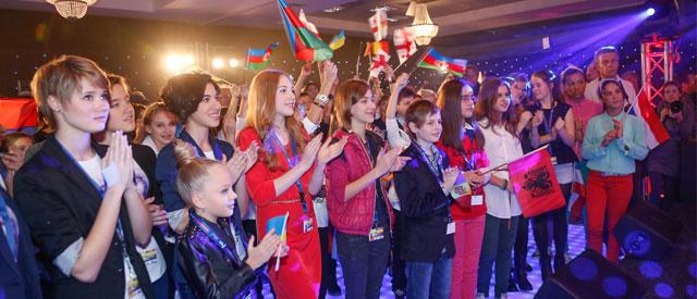 Дитяче Євробачення 2012