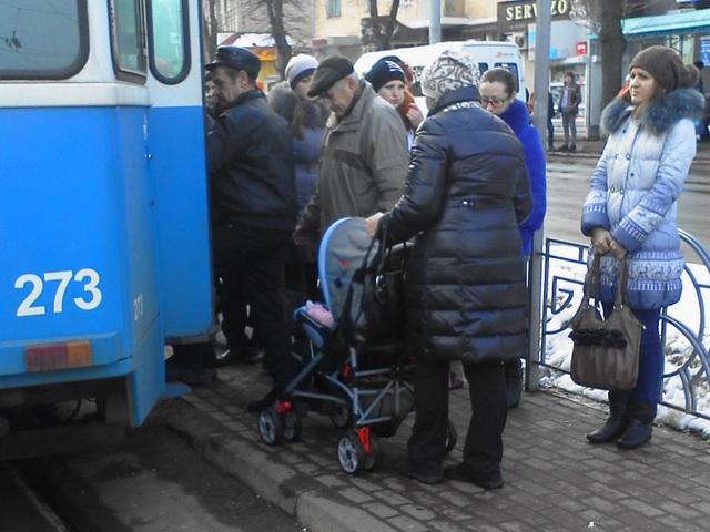 Транспортная реформа в Виннице