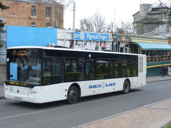 автобуси у Вінниці