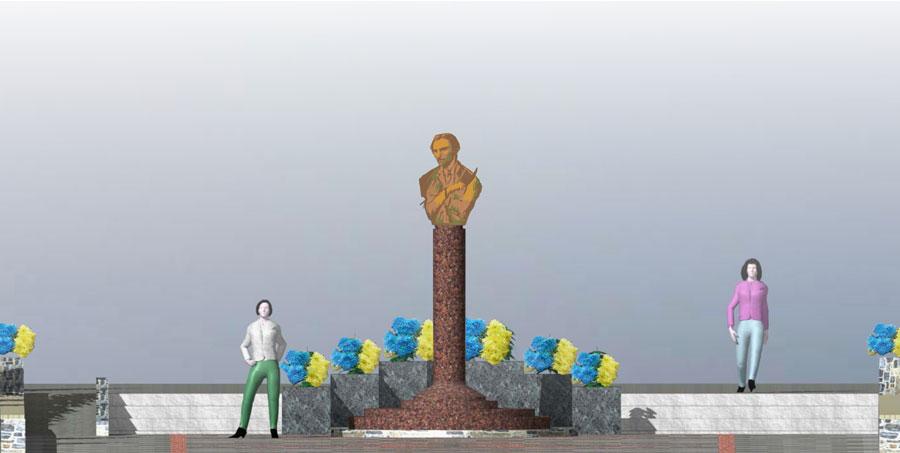 пам'ятник Руданському