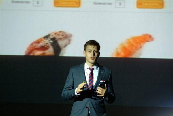 Михаил Рогальский,  руководитель бизнеса платежей и переводов ПриватБанка