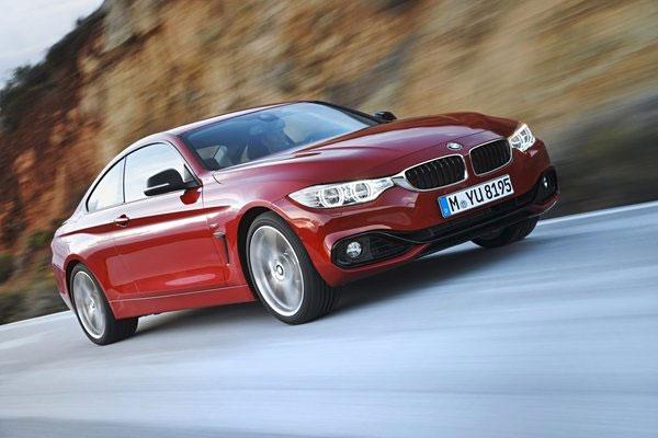 BMW ���������� ���������� 4-�� �����