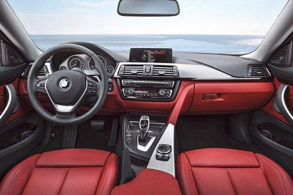 BMW официально представил 4-ую серию