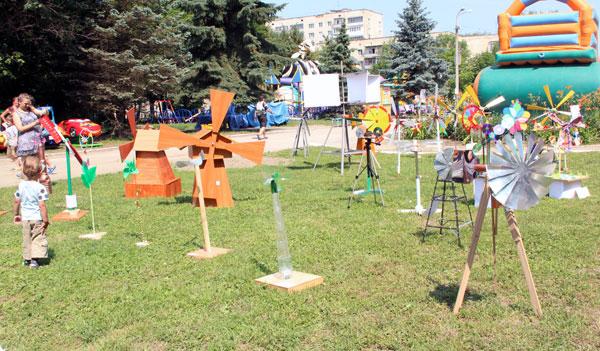 фестиваль вітряків
