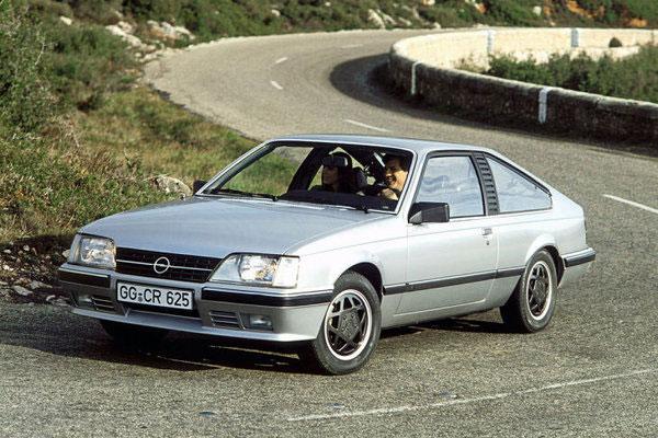 Opel �������� ������ Monza
