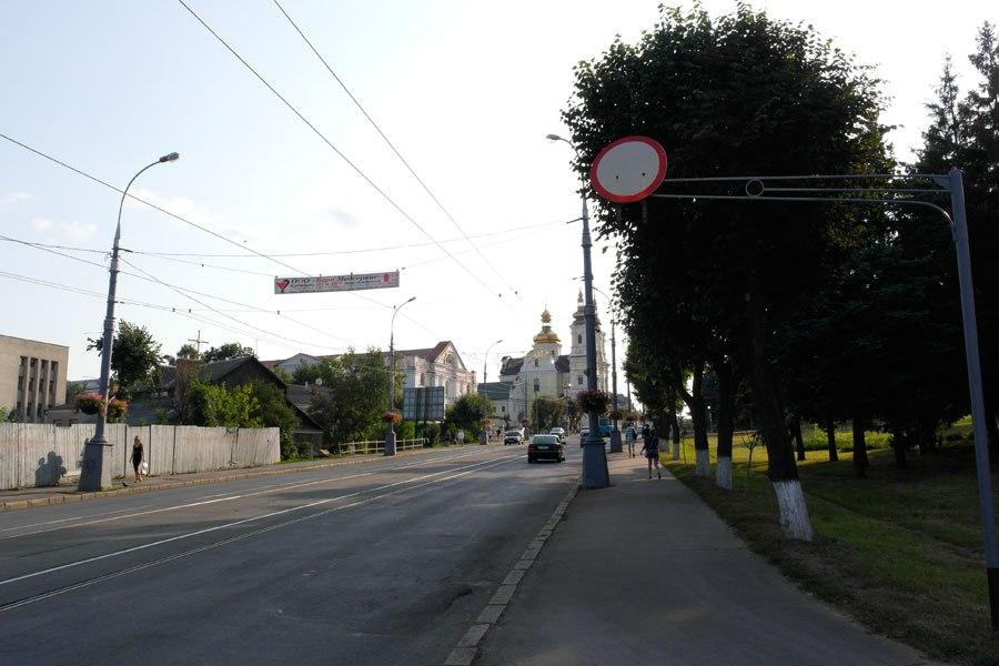 вулиця Соборна, Вінниця