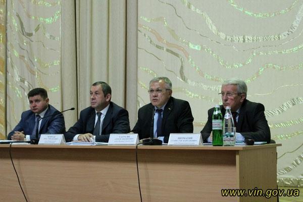 Володимир Анікеєнко, Іван Мовчан, Сергій Татусяк
