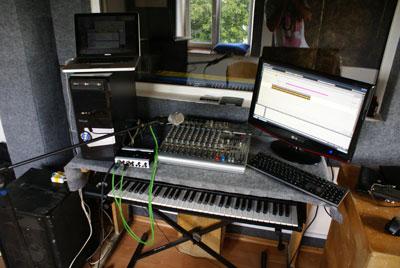 У Вороновиці з'явилася сучасна студія звукозапису