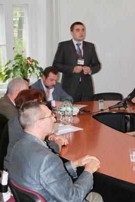"""Максим Мартинюк презентує пріорітет Стратегії 2020 """"Збалансований просторовий розвиток"""""""