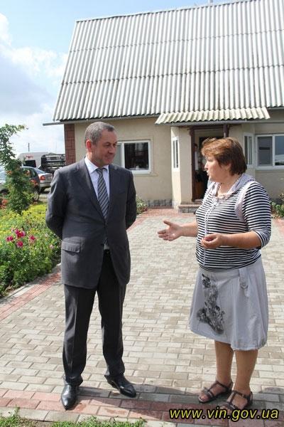 Іван Мовчан та Валентина Герасименко