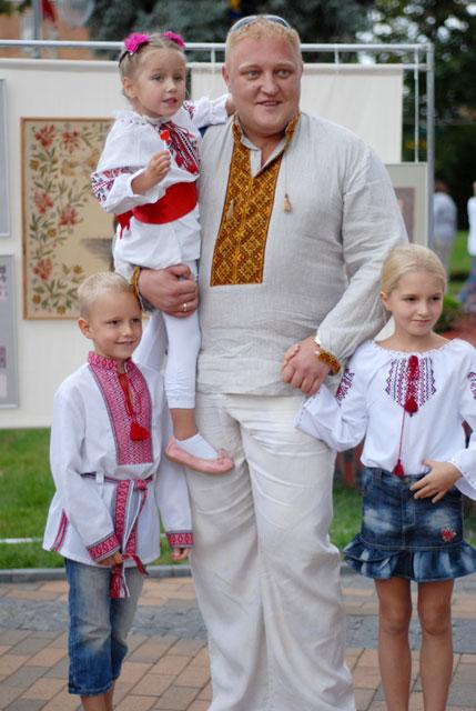 День Незалежності у Вінниці