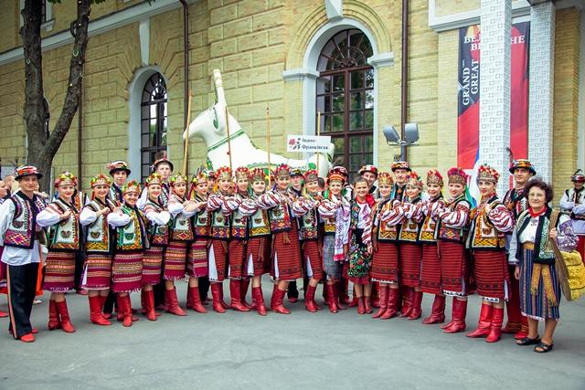 У номінації «Презентація рідного міста» перемогу та 75 тисяч гривень здобув Івано-Франківськ