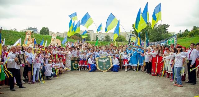 Найчисельнішою виявилася делегація із Слов'янська Донецької області