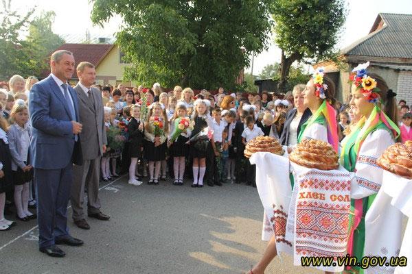 Іван Мовчан відсвяткував День знань у Теплику