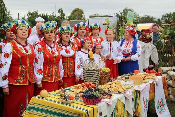 Святкування 90-річчя Хмільницького району