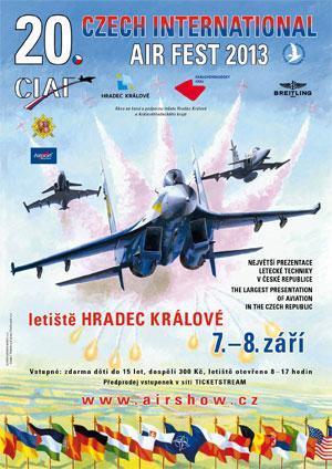 Cze�h International Air Fest 2013