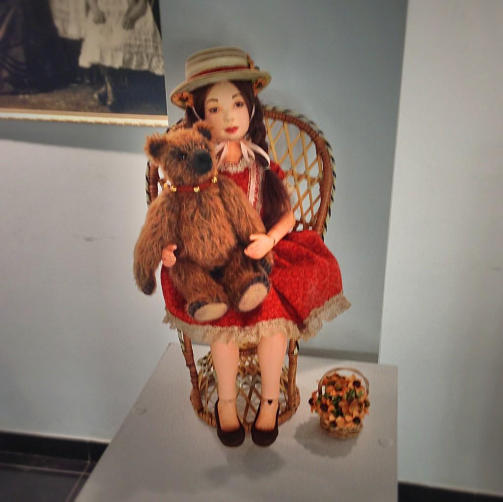 Вінниця початку 20 століття в образах авторських ляльок