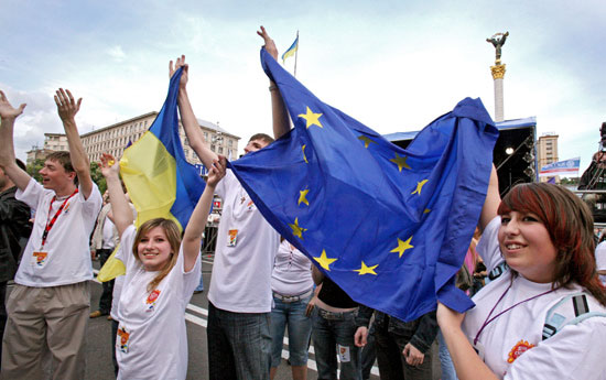 Асоціація ЄС - Україна