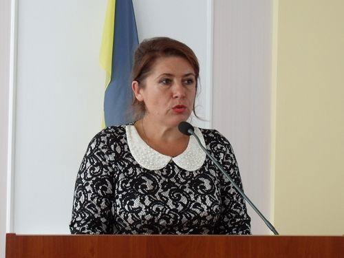 Притула Галина Макарівна - голова Погребищенського району