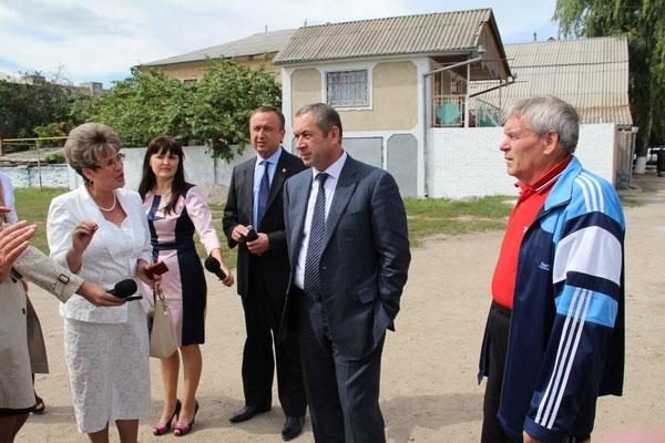 Іван Мовчан у Могилів-Подільській гімназії