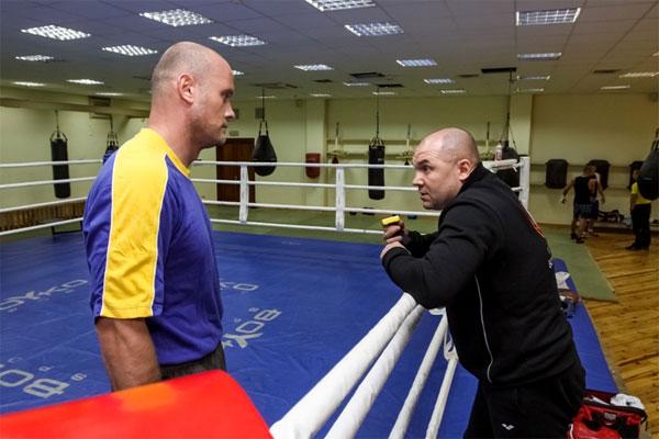 Вячеслав Узелков и Сергей Гордиенко