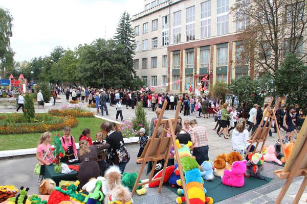День відкритих дверей у Палаці дітей та юнацтва