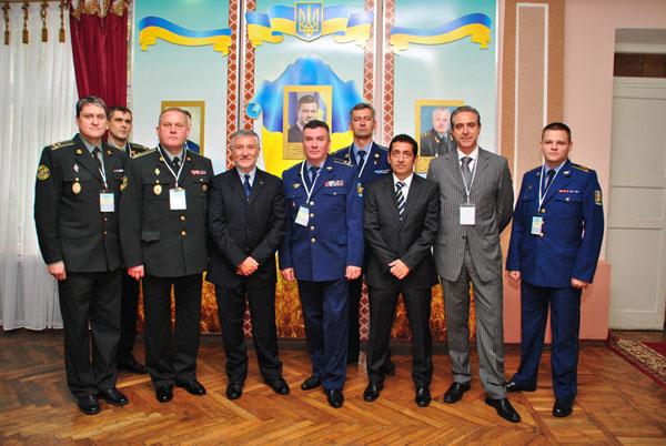 делегація Збройних Сил Італійської Республіки у Вінниці